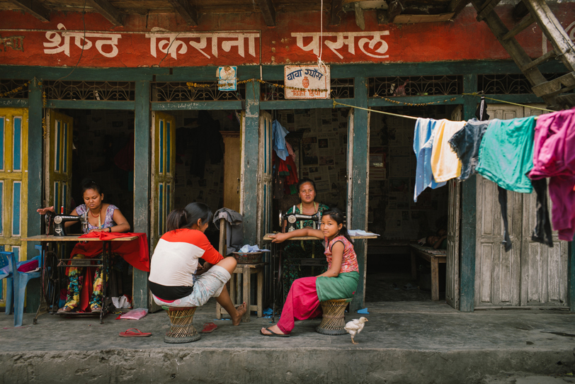 Life of Nepal- Leica M240