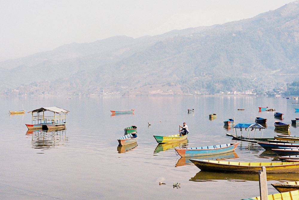 Nepal - Leica M6