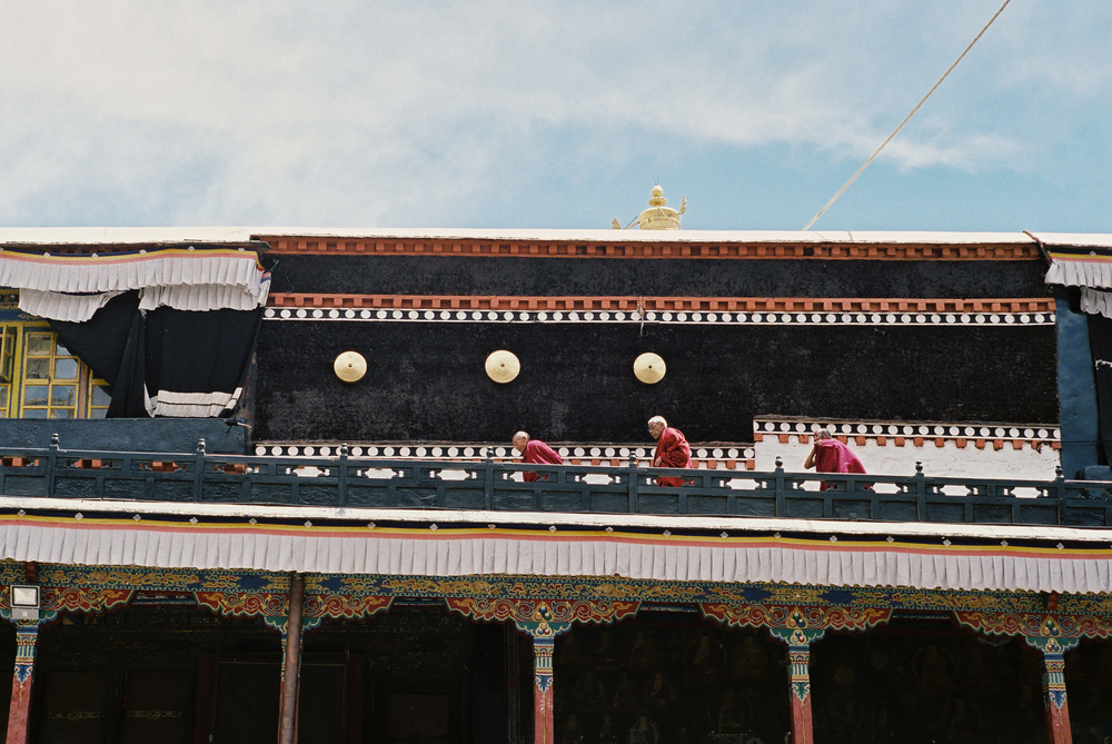 Tibet - Leica M6