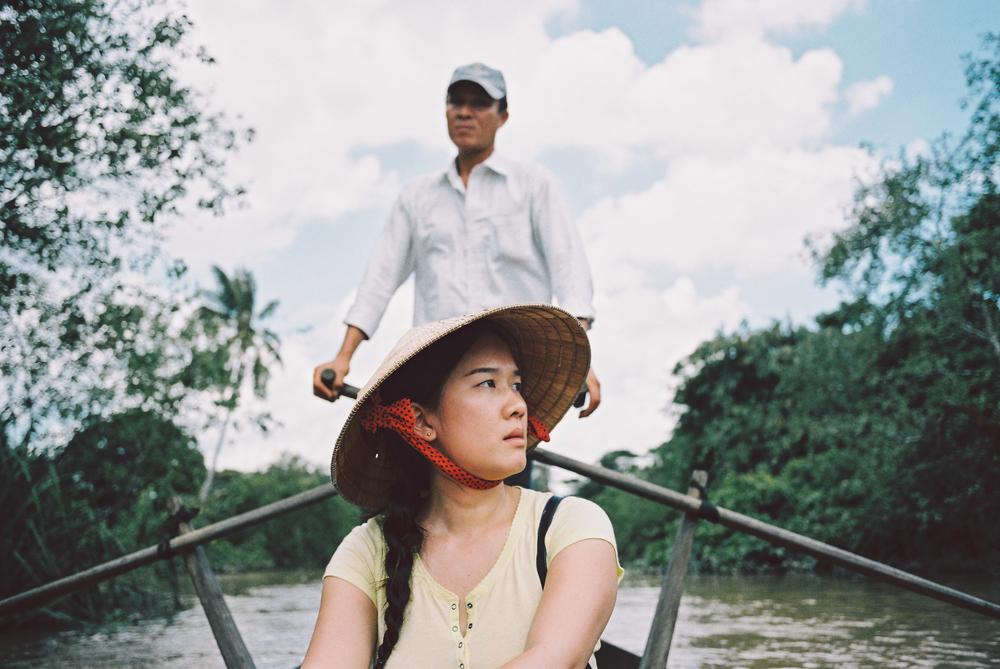 Ho Chi Minh, Vietnam - Leica M6 + Rolleiflex