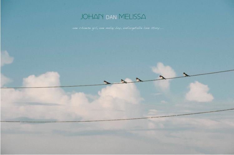 SEKINCHAN ENGAGEMENT PORTRAIT - JOHAN + MELISSA
