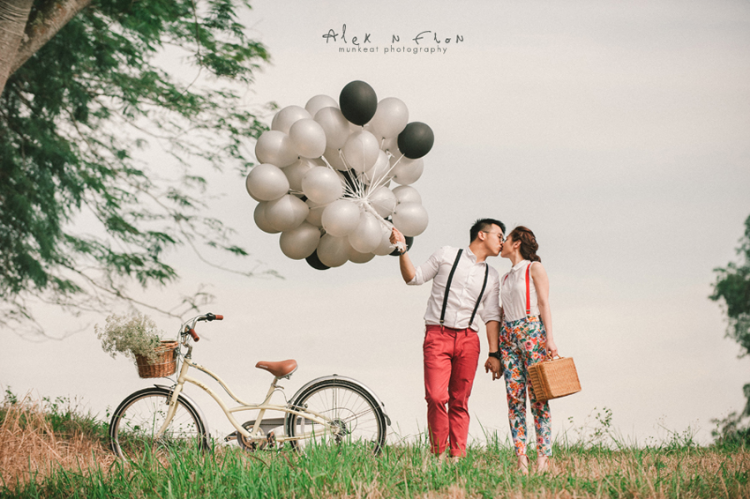 UPM ENGAGEMENT PORTRAIT- ALEX + FION