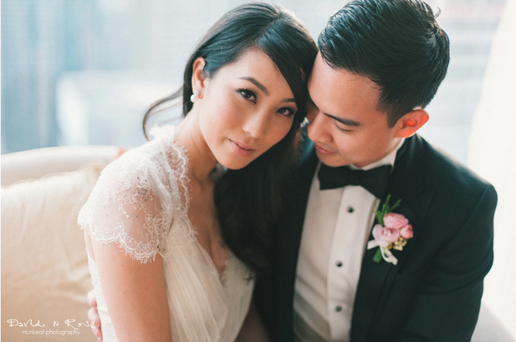 THE GRAND HYATT - DAVID + ROSE