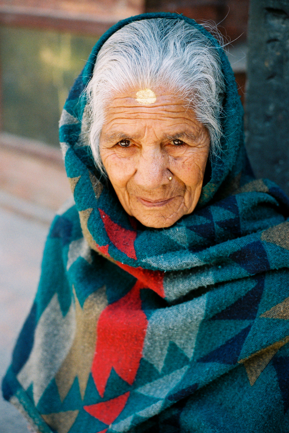 Faces of Nepal - Leica M6