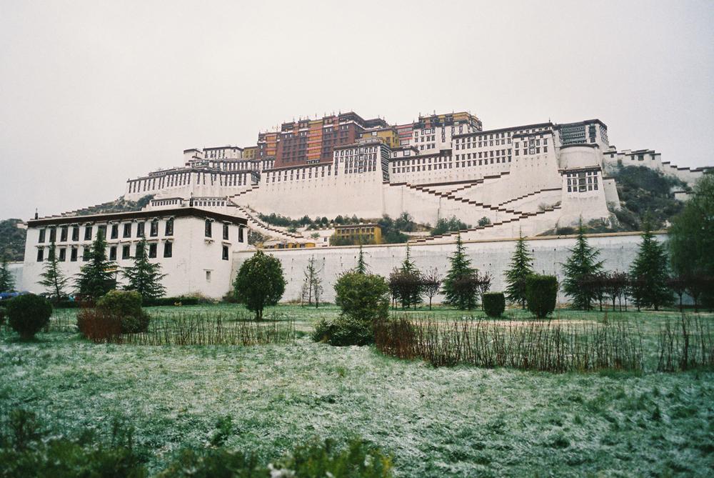 Potala Palace - Leica M6