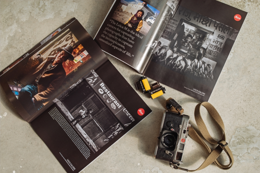 Digital Photography and Aperture Magazine For Leica Malaysia in December 2014 Issue.