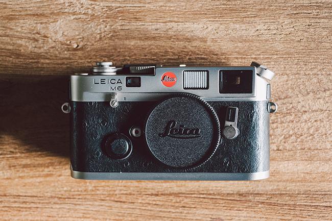 Leica M6 Classic Titanium