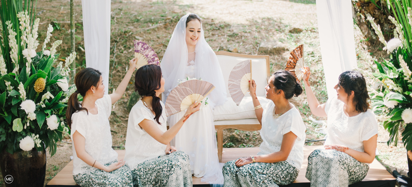 Hana lemoine wedding