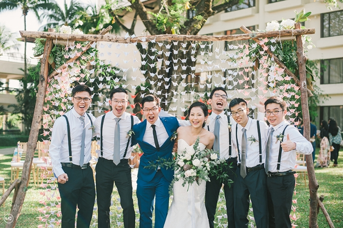 SAUJANA HOTEL GARDEN WEDDING - EWE JIN + MING LEE