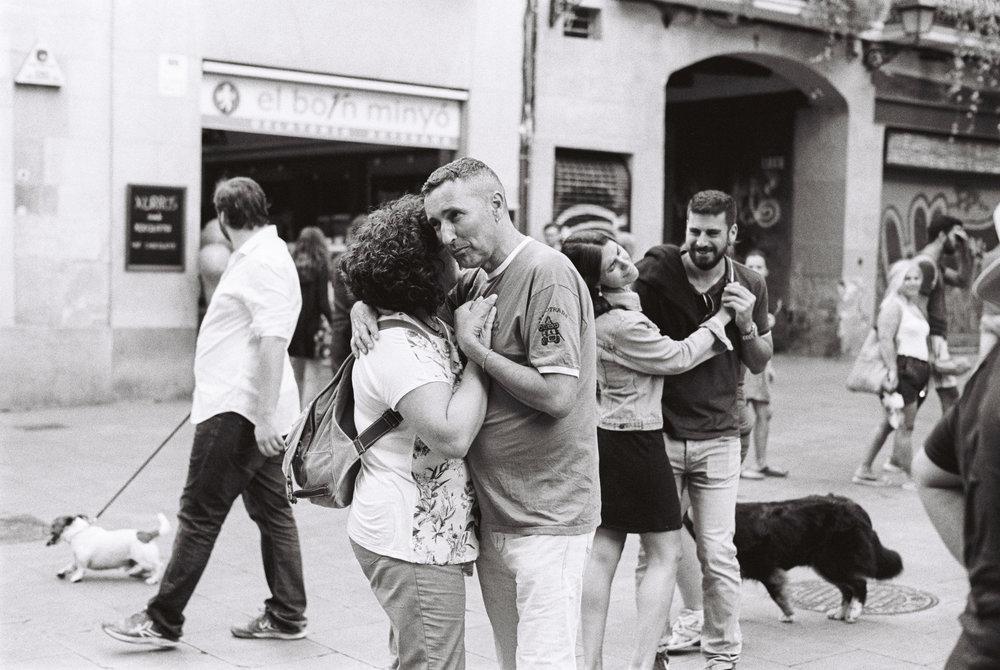 Barcelona + Alhambra, Spain - Leica M6