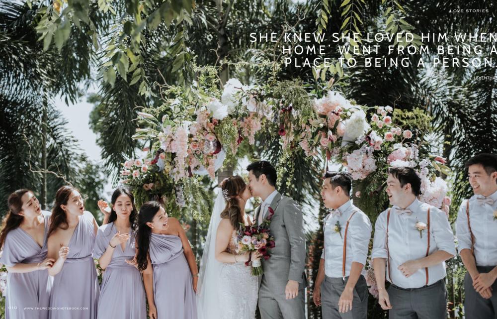 Wedding Notebook - Issue 24 , October 2018