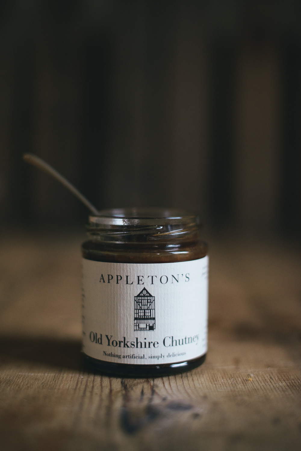 Yorkshire Chutney, Appleton's Butchers, Commercial Photography