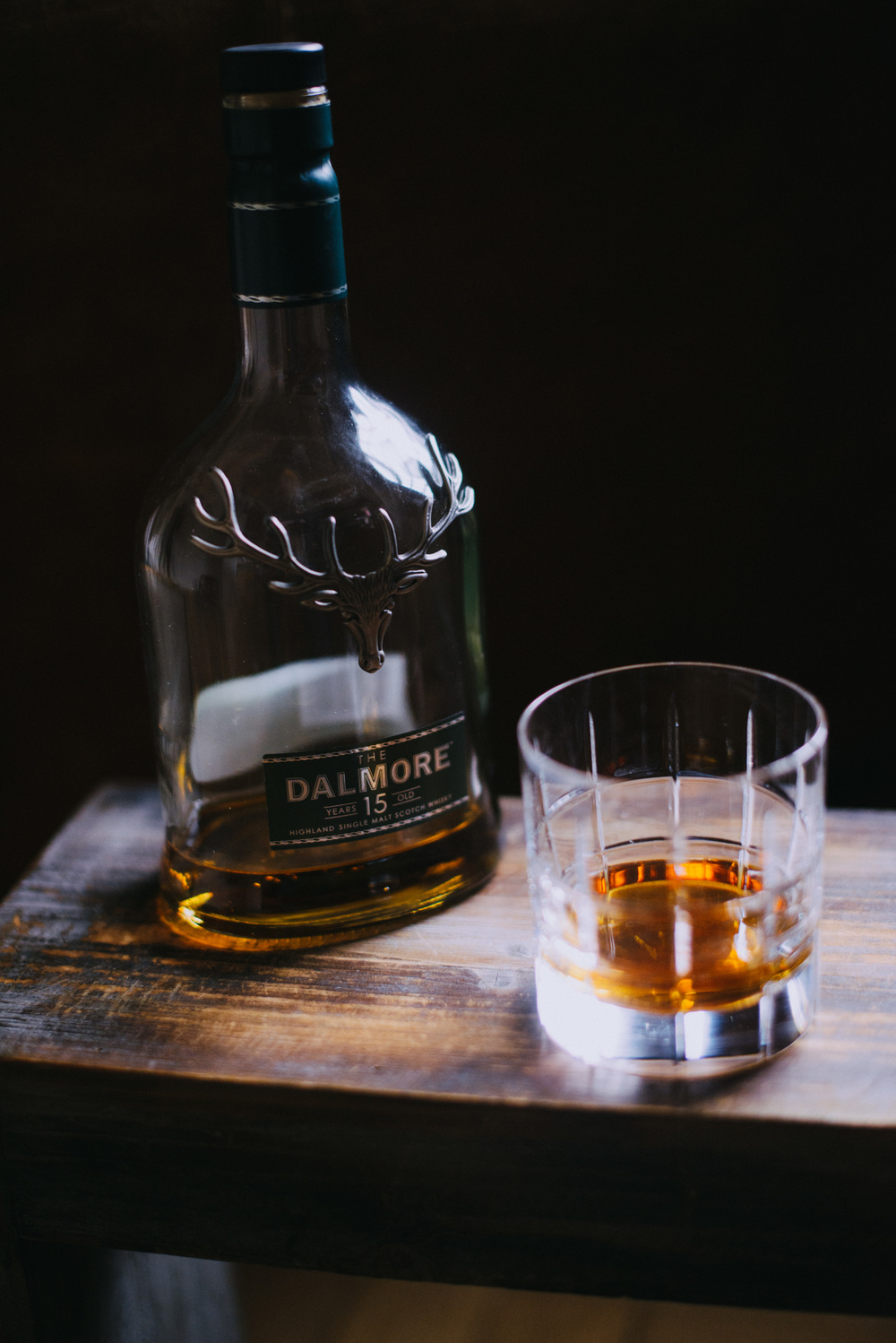Dalmore Whiskey, Commercial Photography