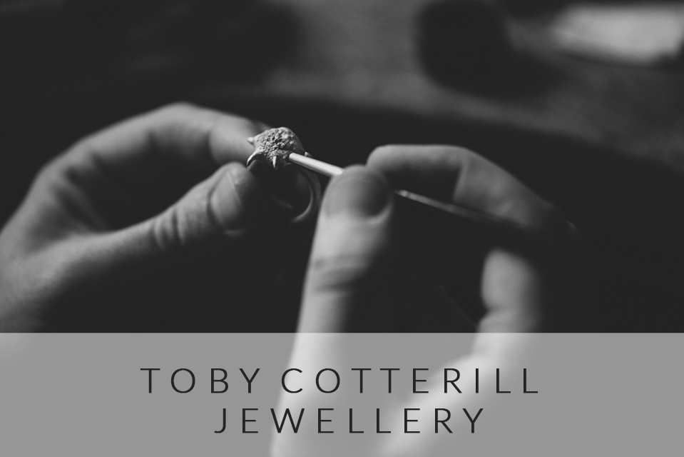 TOBY COTTERILL - JEWELLER