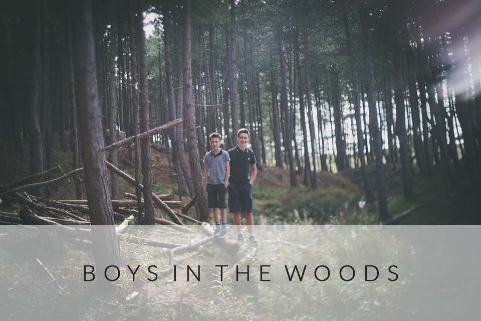 Boys in the Wood