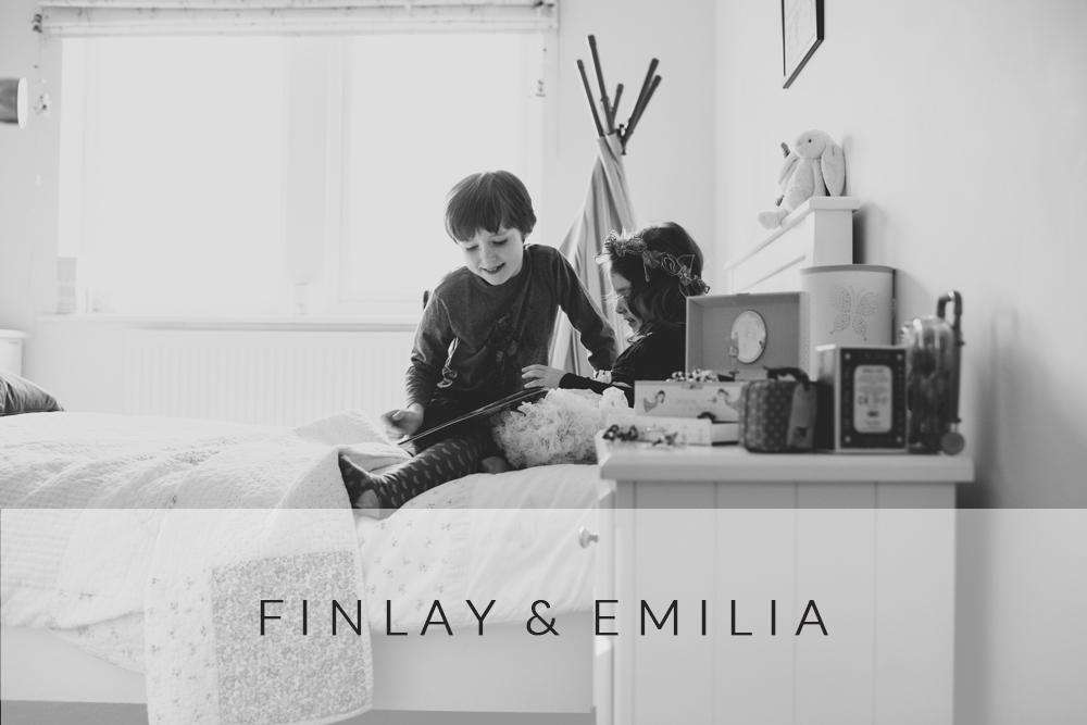 Finlay & Emilia