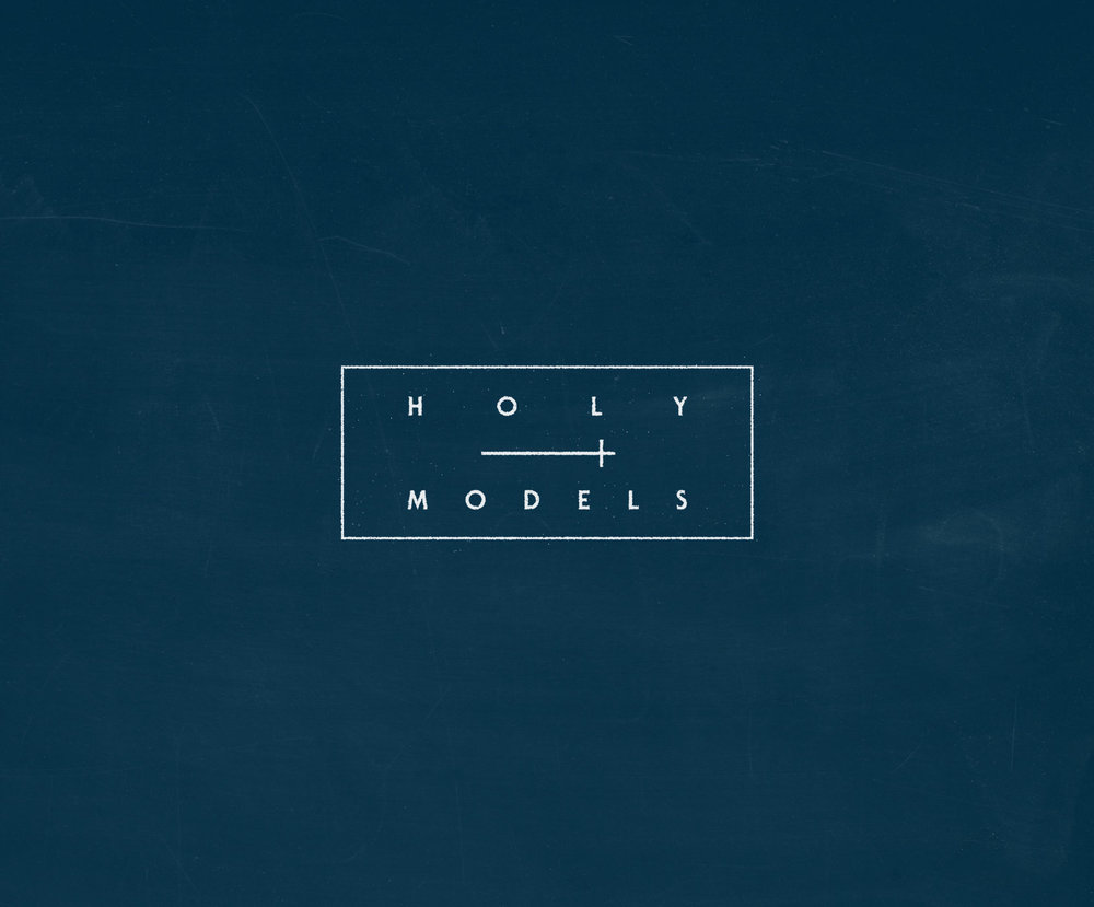 Creative direction for Australian psychedelic two-piece, Holy Models. Their self-titled debut EP was met with critical acclaim, gaining early support and collaboration from both local and overseas artists.