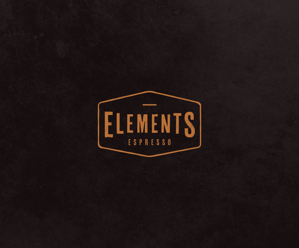 Elements Espresso, a collection of unique multi-origin coffee blends which master the science of roasting and the art of blending. Taking inspiration from the scientific periodic table, a visual device was created to showcase each blend's material.