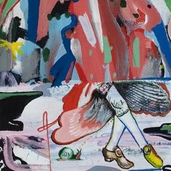 c.Spencer Sweeney, tbc, 2009, acrylic on canvas, 12x9 in.jpg