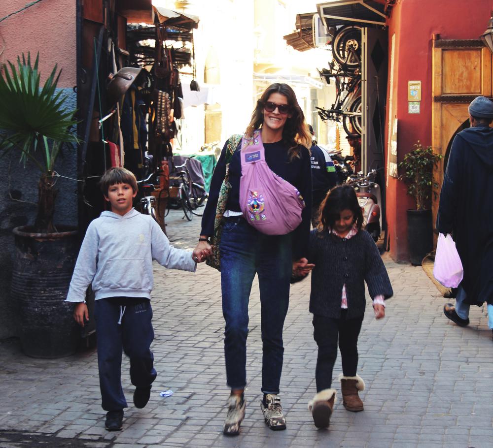 Yasmin and the kids.jpg