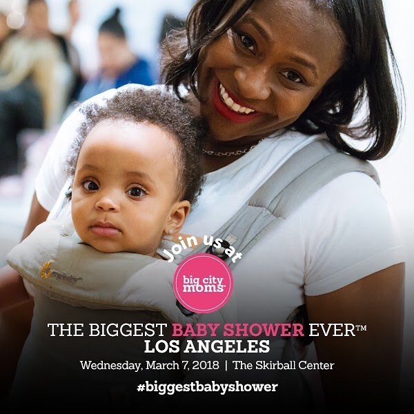 Hello everyone.  We will be at the Big City Moms LA event March 7.  Come and try on Baba Slings at the Syki booth. #bigcitymoms #babyshower #la #losangeles #moms #momlife