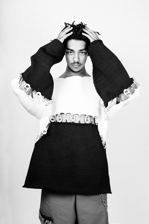 PHOTOGRAPHY @gaavan // ASSISTANCE @charlottebeardow_ // MODEL @prince_yung_mane
