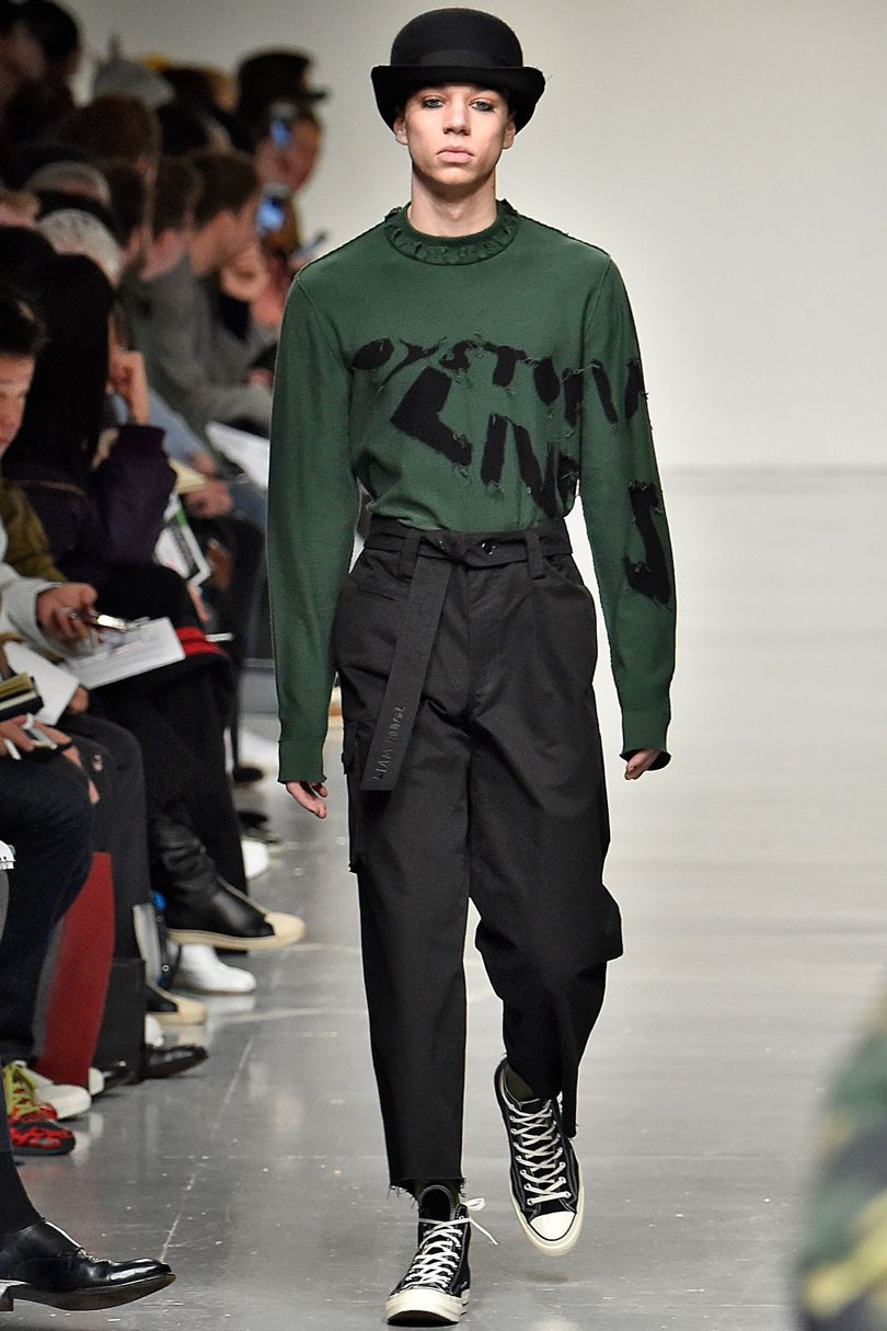 AW17 Knitwear