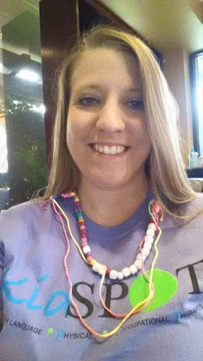Education:Arkansas State University- LPN A little about me: I am from Wynne, Ar. I attended nursing school at Arkansas State University Newport, Jonesboro campus, and graduated in 2011. I have been at KidSPOT since January 2015. I married my husband Matt in 2006. We have 2 children, Jackson and Madisyn, and currently live in Harrisburg, AR. I absolutely LOVE working in the pediatric field! It is so rewarding to see kids grow and learn every day. Hobbies:Reading, Traveling, Spending time with my family.