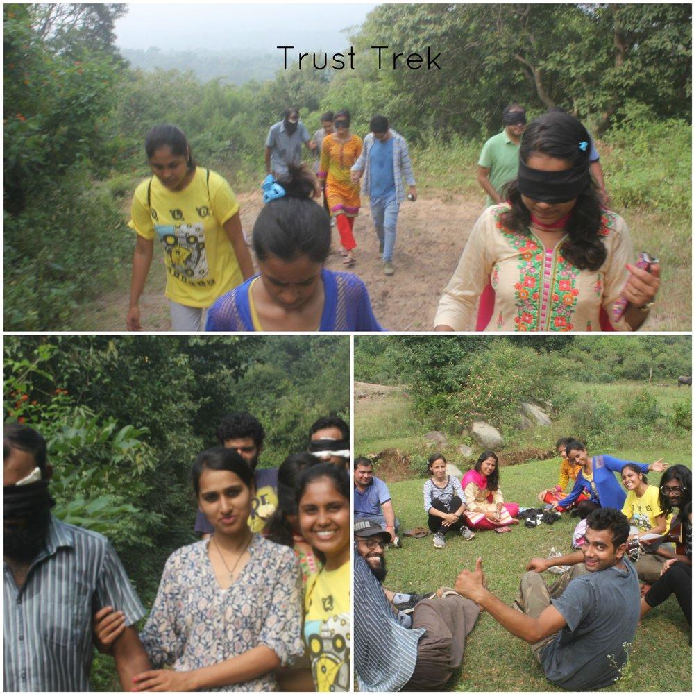 Trust Trek
