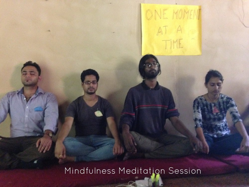 Mindfulness Sessions