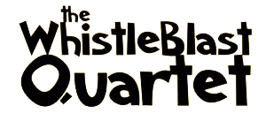 WhistleBlast Quartet