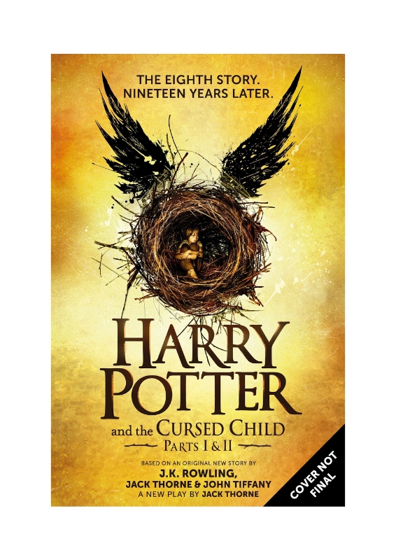 Book news what is that book about harry potter and the cursed child parts i ii to be published in print by scholastic in the united states and canada at 1201 am on july 31 2016 fandeluxe Gallery