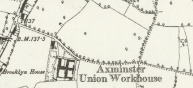 (Image: AxminsterUnionWorkhouse.  Source Link