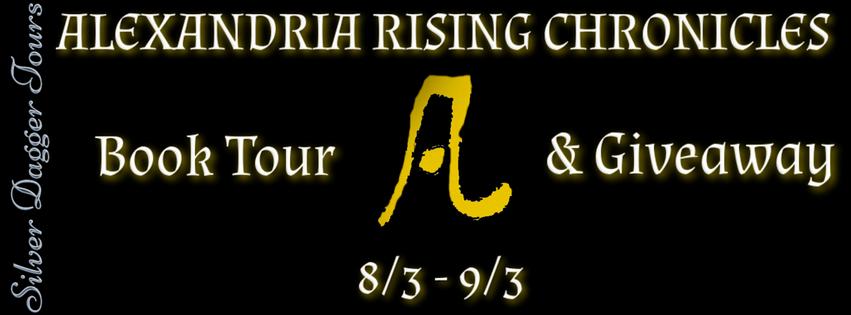 Spotlight Alexandria Rising Chronicles By Mark Wallace Maguire