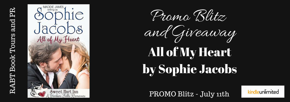 All of My Heart by Sophie Jacobs -PROMO Blitz - July 11th_zpsqnuzoftp.jpg