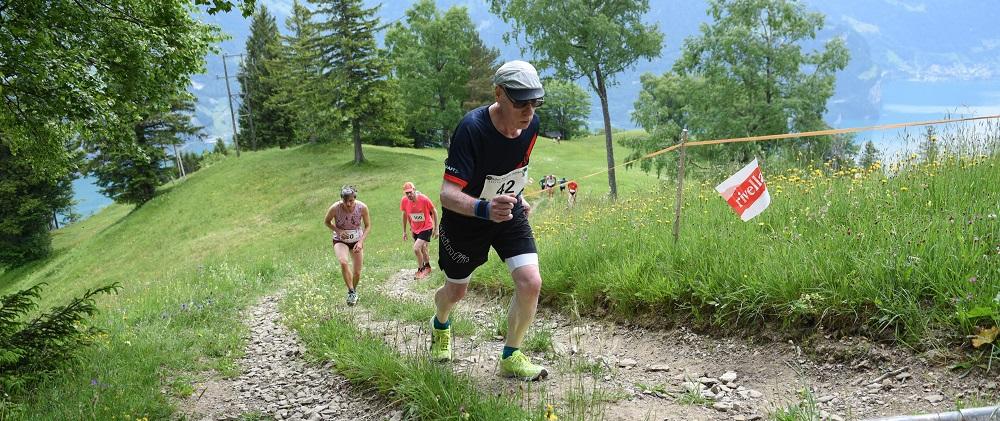 Lauf mit am 42. Rütlischwur-Gedenklauf und 33. Jugendlauf Seelisberg  Sonntag 2. Juni 2019  Anmeldung und mehr Infos unter  www.berglauf-seelisberg.ch