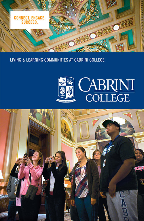 Living and Learning Communities Brochure