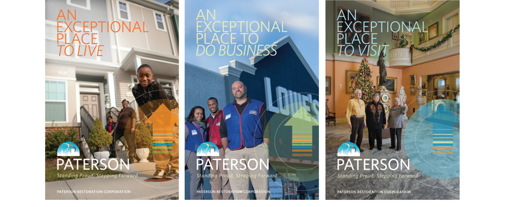 Kelsh Wilson Design / City of Paterson / Branding Case Study
