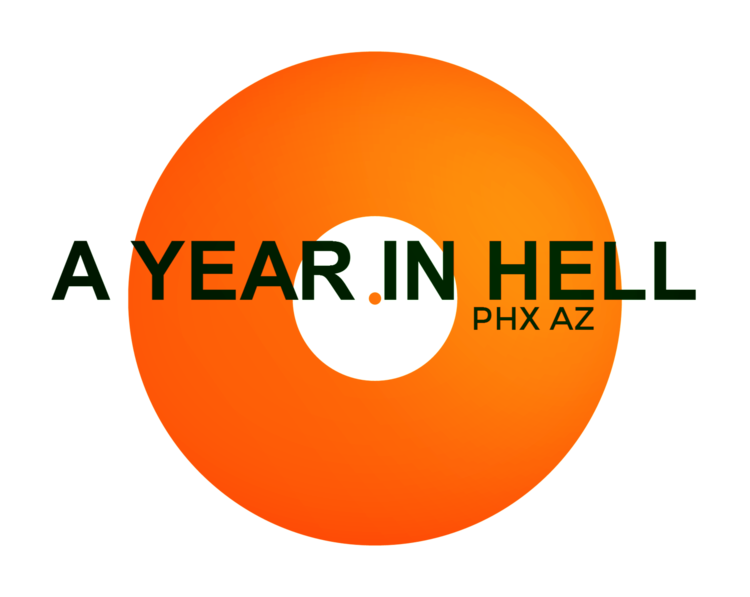 A Year in Hell