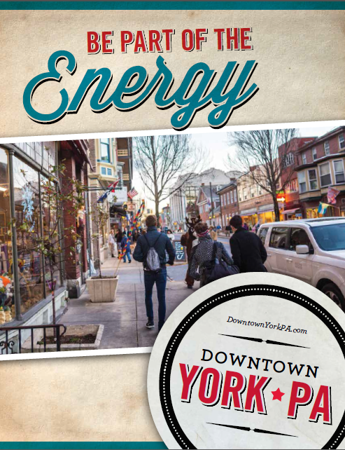 Click here to view the Downtown York Business Recruitment Brochure (PDF)