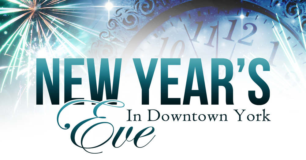 New Year's Eve in Downtown York, PA
