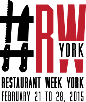 Restaurant Week York PA 2015