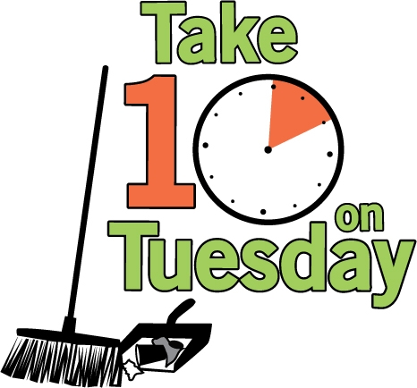 Take 10 on Tuesday in downtown York