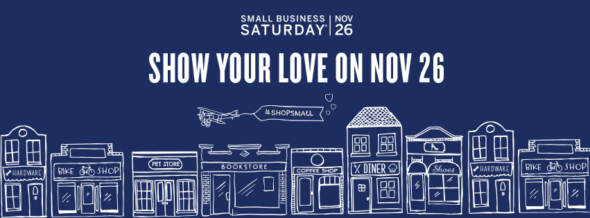 Small Business Saturday in Downtown York