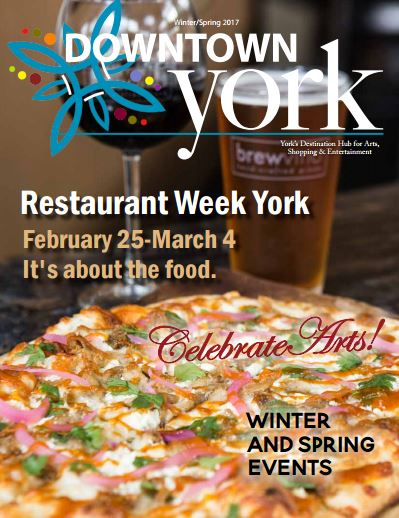 Downtown York Pa Destination Magazine
