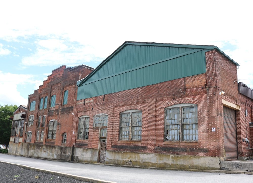 the former Pewterex Foundry will host the Downtown Inc Masquerade Ball Presented by Royal Square Development & Construction. Rough around the edges, it will be transformed into an Amazing event space for the celebration.