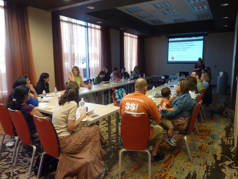 Communication Workshop 2014