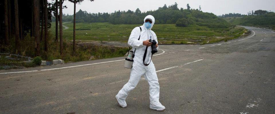 Fukushima, Japan. Photo courtesy of Noriko Hayashi