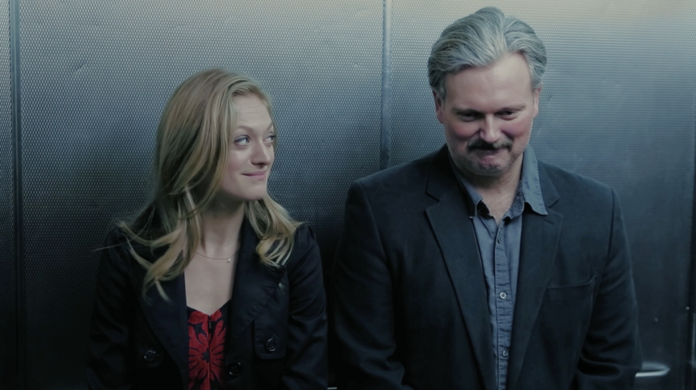 Marin Ireland and John Ellison Conlee star in the short film KILL ME.