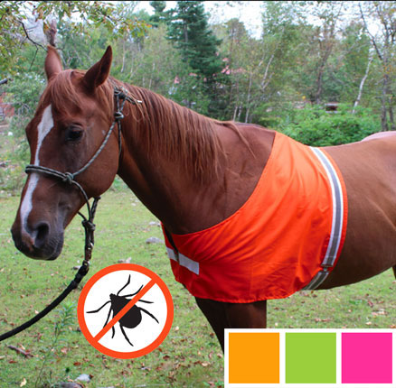 No Fly Zone ™  Safety Horse Vest    <<BUY NOW>>